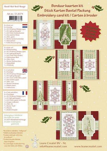 Bastelset Stick Karten Bastel Packung Ihr Www Hobby Crafts24 Eu