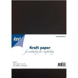 Joy!Crafts / Hobby Solutions Dies Kraft noir