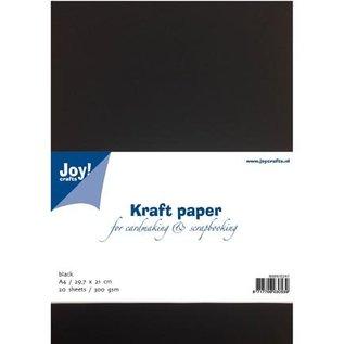 Joy!Crafts / Hobby Solutions Dies Kraftpapier schwarz