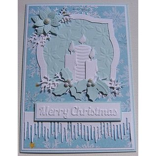 Joy!Crafts / Jeanine´s Art, Hobby Solutions Dies /  Designer Block, A4-papir pad, jul
