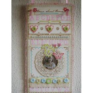 Marianne Design Transparent stamps, Eline's Huis Kreuzstitch