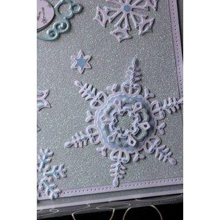 Spellbinders und Rayher Spellbinders Stempling og Embossing stencil, metal stencil Shapeabilities
