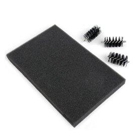 Sizzix Sizzix Accessoires, Spare Brush & Foam Mat