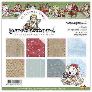Yvonne Creations Designer Block, 15x15cm, Yvonne Creations