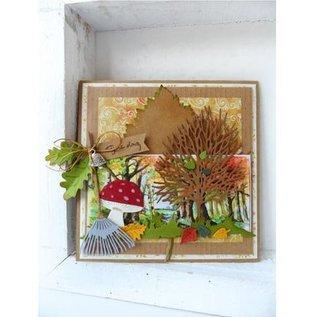 Marianne Design Stanz- und Prägeschablone, Creatables, Gartenrechen