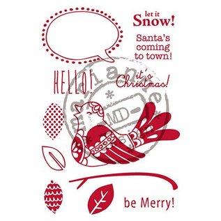 Marianne Design Transparente Stempel, Weihnachtsmotive