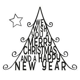 Marianne Design Timbres claires, des motifs de Noël