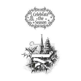 Marianne Design Gummi-Stempel, Weihnachtsmotive