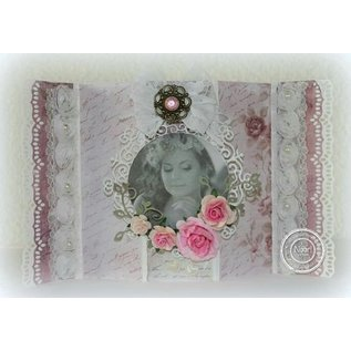 Joy!Crafts / Hobby Solutions Dies Stamping and Embossing stencil, Borders