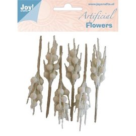 Embellishments / Verzierungen Kunstig Blomst - plast blomster