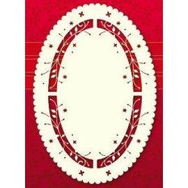 KARTEN und Zubehör / Cards Luxury card placer, 3 pieces, 10 x 15cm