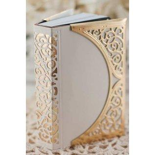 Spellbinders und Rayher Spellbinders, Stanz- und Prägeschablone, Paper Grace, Swirl Bliss Pocket