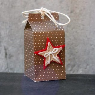 Sizzix Stanz- und Prägeschablone, Sizzix, ThinLits, 3-D Schachtelchen