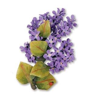 Sizzix Stanz- und Prägeschablone, Sizzix,ThinLits , Flower, Lilac