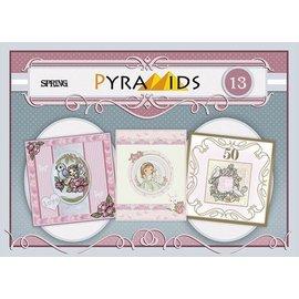 Bücher und CD / Magazines Piramides 13 - Spring