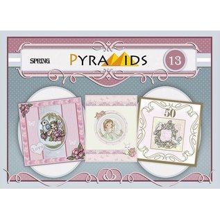 Bücher und CD / Magazines Pyramids 13 - Frühling