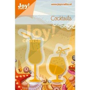 Joy!Crafts / Hobby Solutions Dies Ponsen en embossing sjabloon, glazen