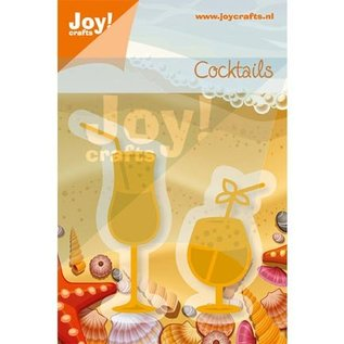 Joy!Crafts / Jeanine´s Art, Hobby Solutions Dies /  Punching and embossing template, glasses