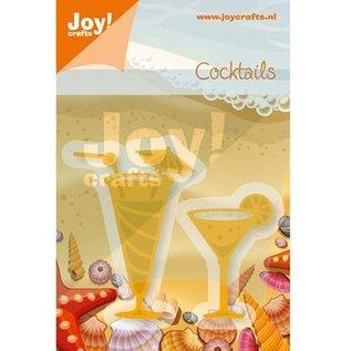 Joy!Crafts / Jeanine´s Art, Hobby Solutions Dies /  Stanz- und Prägeschablone, Gläser