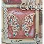 BO BUNNY Bo Bunny laser cut chipboard, Schmetterlinge