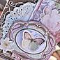 BO BUNNY Klistermærker, Spånplade Primrose Labels