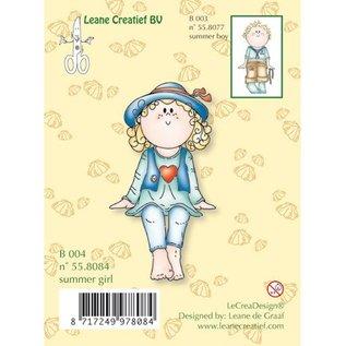 Leane Creatief - Lea'bilities Transparent Stempel, Bambini Mädchen