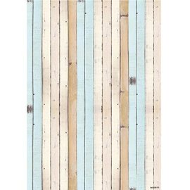 Studio Light A4 hoja de fondo - la madera Designbogen