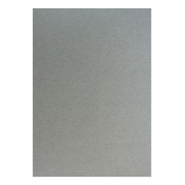 Joy!Crafts / Hobby Solutions Dies 20 sheets, cardboard Metallic Set A5, Metallic silver