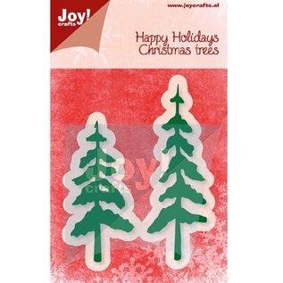 Joy!Crafts / Jeanine´s Art, Hobby Solutions Dies /  Stanz- und Prägeschablone, Bäumen