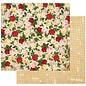BO BUNNY Designer papir, 30,5 x 30,5 cm, Bo Bunny Juliet