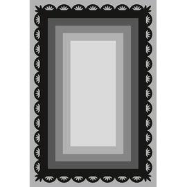 Marianne Design Poinçonnage et de modèle de gaufrage Craftables, rectangles 6 frame