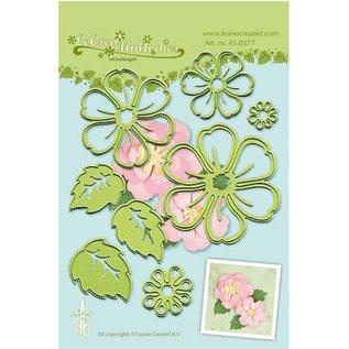 Leane Creatief - Lea'bilities Leabilities, Stanz - und Prägeschablone, NMulti die flower 008 blossom
