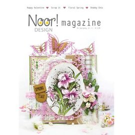 Bücher und CD / Magazines Noor Revista Designer nr.6 - de volta em estoque