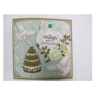 Joy!Crafts / Hobby Solutions Dies Joy Crafts, punching and pre - template, cake