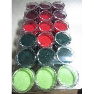 FARBE / STEMPELINK Embossingspulver, 1 pot de 28 ml, la sélection de plusieurs couleurs