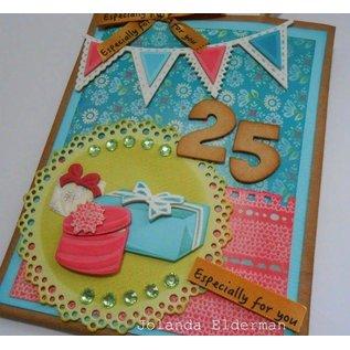 Marianne Design Marianne Design, stansning og prægning skabelon, gaver