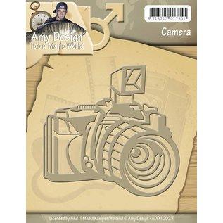 AMY DESIGN Cutting en embossing stencils Camera