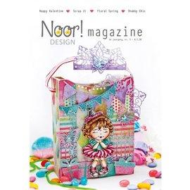 Bücher und CD / Magazines Noor Magazine - Noor Projeto Revista 2015 no.5