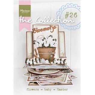 Bücher und CD / Magazines Zeitschrift, the Collection Nr 26 von Marianne Design (NL)