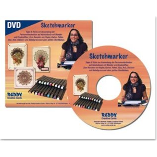 Bücher und CD / Magazines Sketch markers DVD