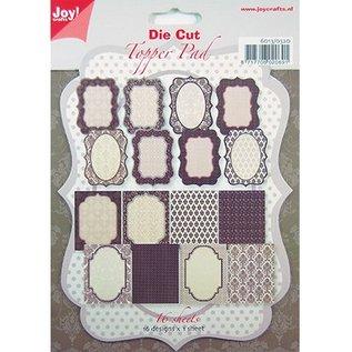 Joy!Crafts / Hobby Solutions Dies 8 x 2 Designer Labels
