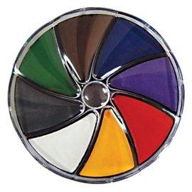 Almofadas de carimbo - No.1 cores brilhantes