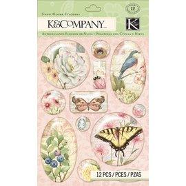 Embellishments / Verzierungen Ornamentos, enfeites, 12 peças