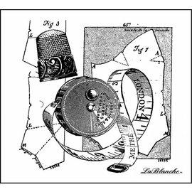 LaBlanche Lablanche Stamp: Costura Colecção
