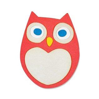 Sizzix Stanz- und Prägeschablone, ThinLits - Little Owl
