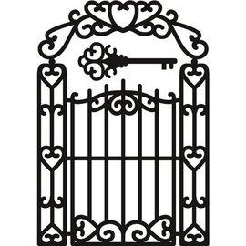 Marianne Design Corte e estampagem stencils, Craftables - Garden Gate