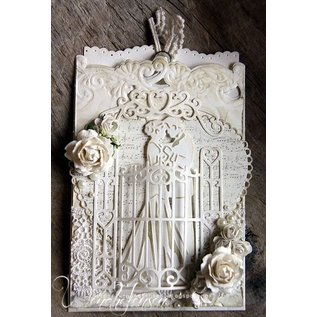 Marianne Design Cutting and embossing stencils, Craftables - Garden Gate