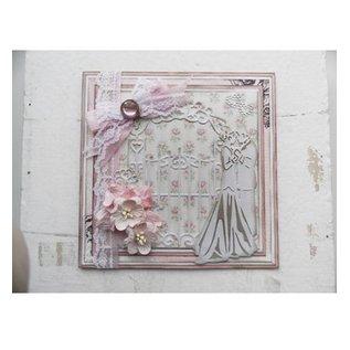 Marianne Design Skæring og prægning stencils Creatables - brudeparret