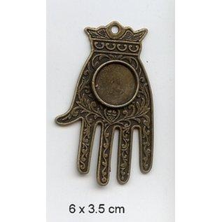 Embellishments / Verzierungen Charm, 1 piece