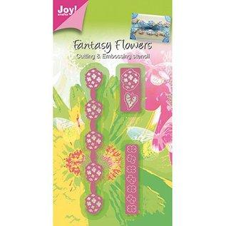 Joy!Crafts / Jeanine´s Art, Hobby Solutions Dies /  Stanz- und Prägeschablone, 3 D Fantasy Bordüre